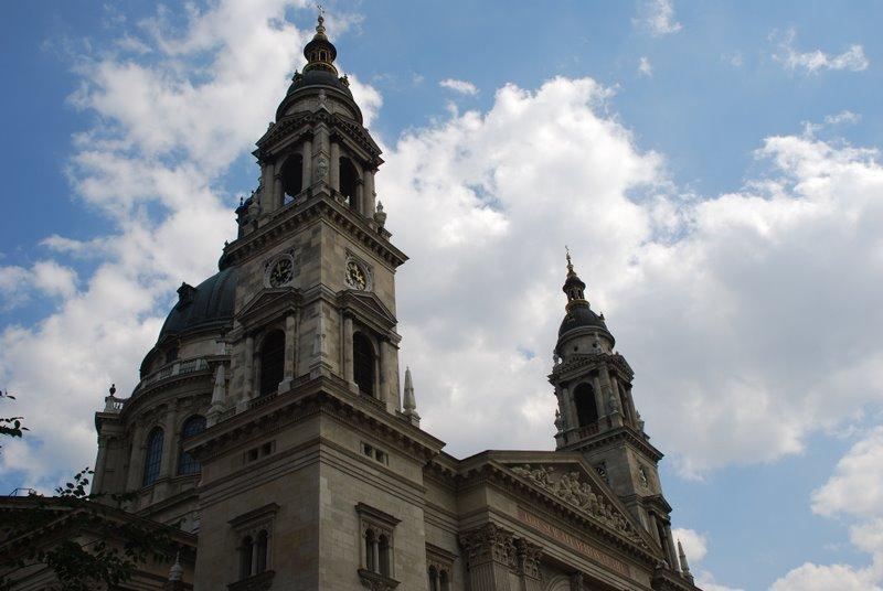 Budapest Saint Istvan Bazilika
