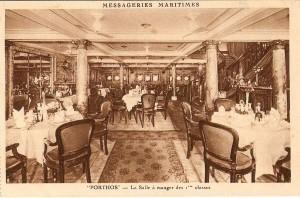 Porthos dining room