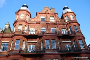 Queen Anne Style building in London