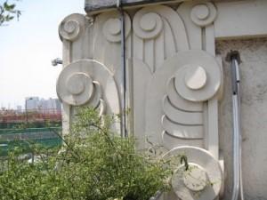 External Art Deco Sculpture