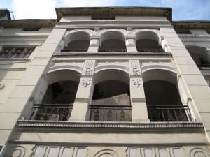 Art Nouveau building in Wuhan