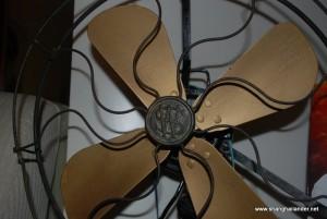 Wason Electric Fan