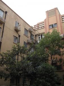 U-shaped Tian Shan Apartment