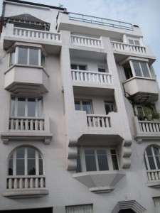 Art Deco Building in Montmartre