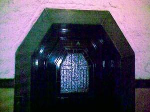Willow Cour door frame