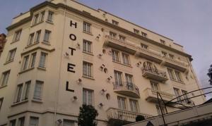 Hotel college facade, Lyon