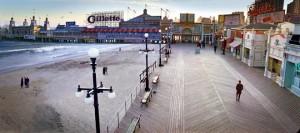 Boardwalk Empire set