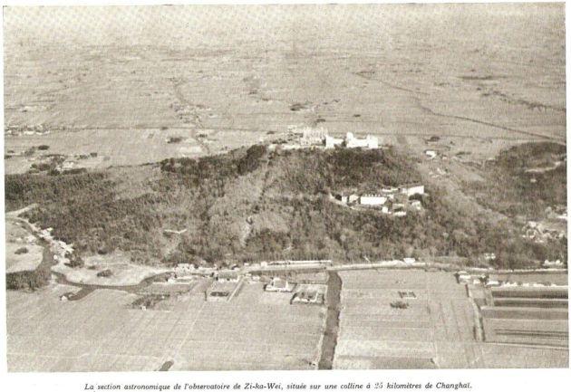 She Shan basilica aerial