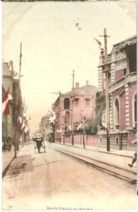 Rue du Consulat, Changhai