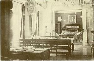 Saint John University Reading Room