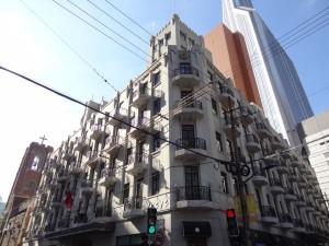 Yangtze Hotel, Hankou Road