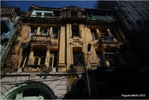 Colonial building, Yangon
