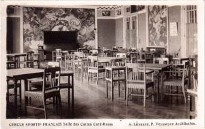 CFS cardroom 300x188 Inside the Cercle Sportif Francais