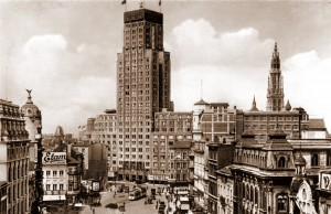 1930's view of Boerentoren