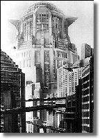 The Babel Tower of METROPOLIS