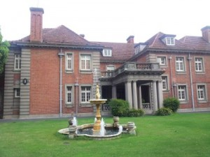 The Morriss estate