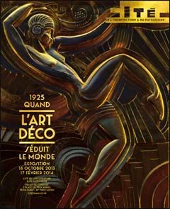 Art deco Paris 0011 1925, when Art Deco dazzled the World