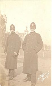 British Police Shanghai