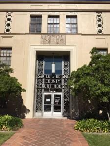 Art Deco in San Luis Obispo
