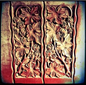 sculpture Anting lu