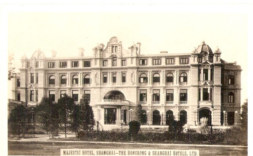The rise and fall of the Majestic Hotel
