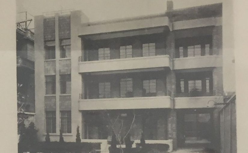 Poy Gum Lee's lost building